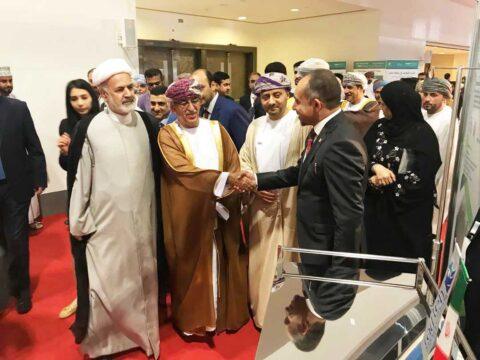 هشتمین نمایشگاه بین المللی تجهیزات پزشکی عمان هلث 2018