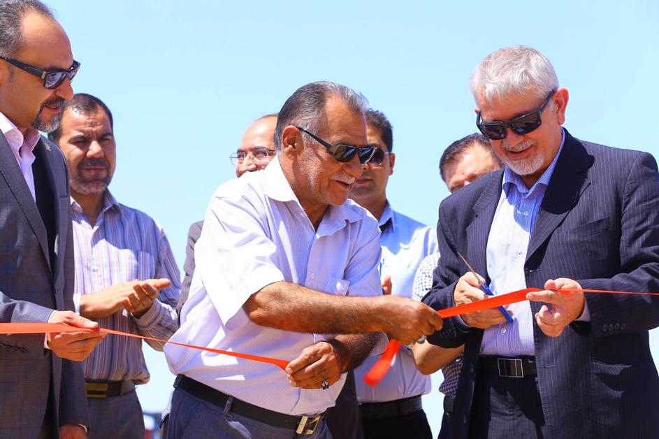 آغاز احداث فاز جدید کارخانه شرکت رادطب نقش جهان