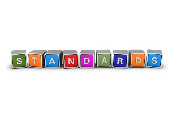 مقایسه استاندارد تجاری