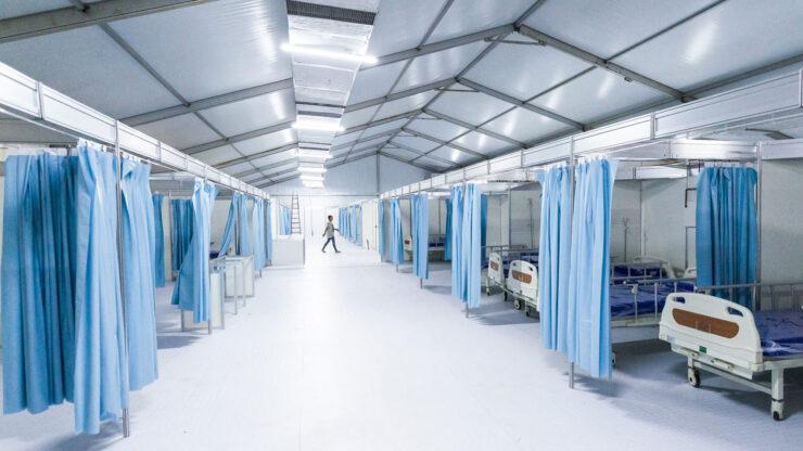 بهداشت محیط بیمارستان